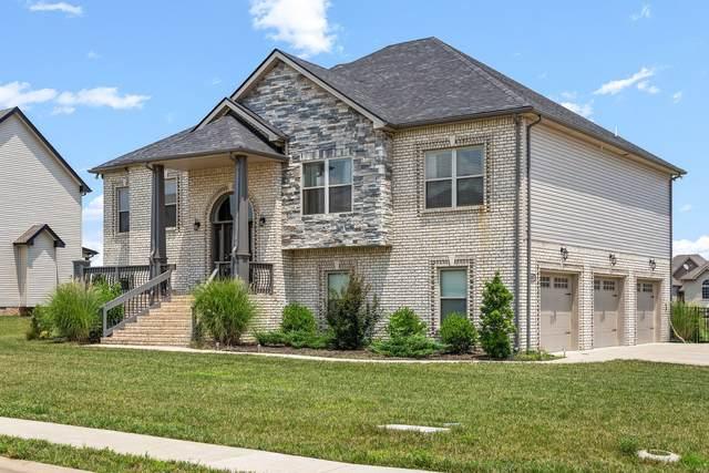 105 Land Way, Clarksville, TN 37043 (MLS #RTC2271012) :: Oak Street Group