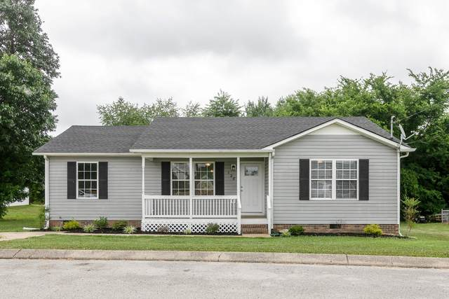 126 Rodeo Dr, Columbia, TN 38401 (MLS #RTC2271028) :: Team Wilson Real Estate Partners