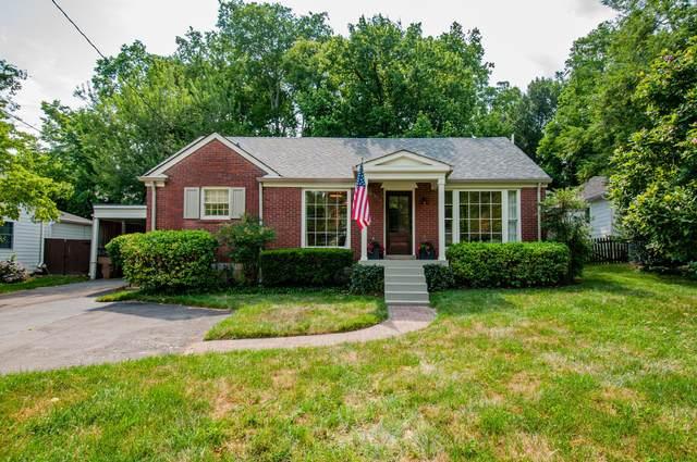 3718 Woodmont Ln, Nashville, TN 37215 (MLS #RTC2271119) :: Nashville on the Move