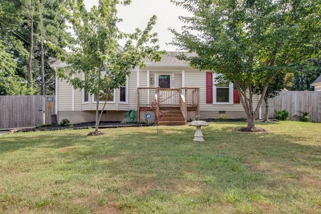 1403 Hilltop Dr, Mount Juliet, TN 37122 (MLS #RTC2271128) :: Team George Weeks Real Estate