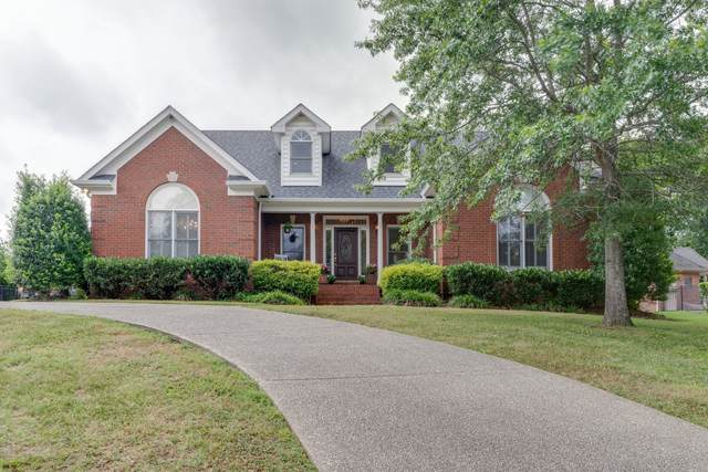 1004 Williams Way, Old Hickory, TN 37138 (MLS #RTC2271157) :: Candice M. Van Bibber | RE/MAX Fine Homes