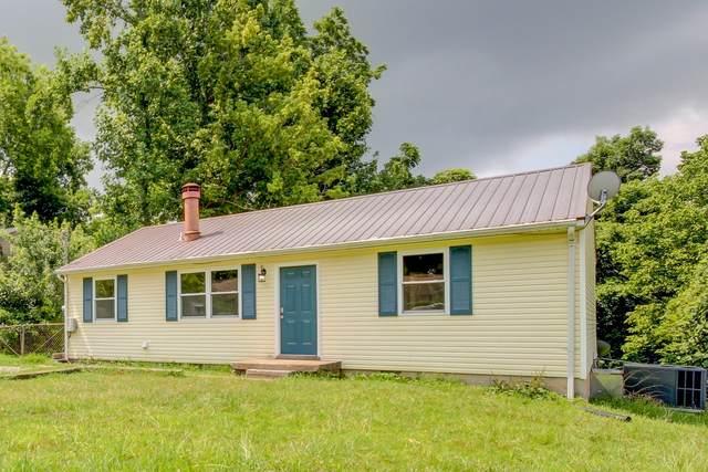 208 Creekside Dr, Clarksville, TN 37042 (MLS #RTC2271185) :: The Kelton Group