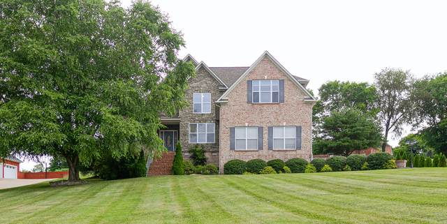 3013 Viewpointe Way, Columbia, TN 38401 (MLS #RTC2271275) :: Exit Realty Music City