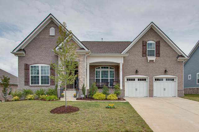 237 Star Pointer Way, Spring Hill, TN 37174 (MLS #RTC2271316) :: Exit Realty Music City