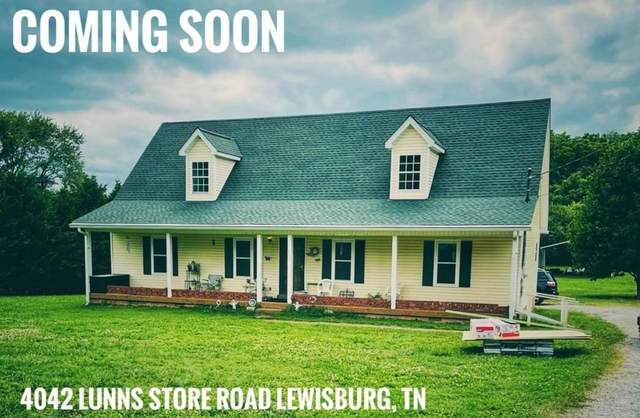 4042 Lunns Store Rd, Lewisburg, TN 37091 (MLS #RTC2271517) :: Nashville on the Move