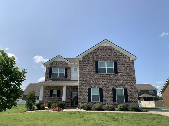 1117 Dunkirk Ln, Murfreesboro, TN 37129 (MLS #RTC2271682) :: Village Real Estate