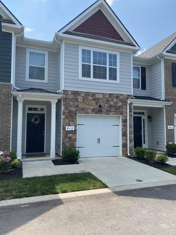 410 Manor Row, Pleasant View, TN 37146 (MLS #RTC2271683) :: Fridrich & Clark Realty, LLC