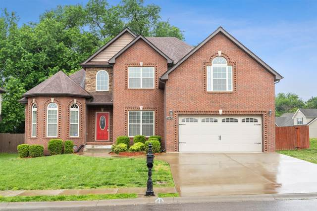 3772 Windmill Dr, Clarksville, TN 37040 (MLS #RTC2271739) :: Maples Realty and Auction Co.