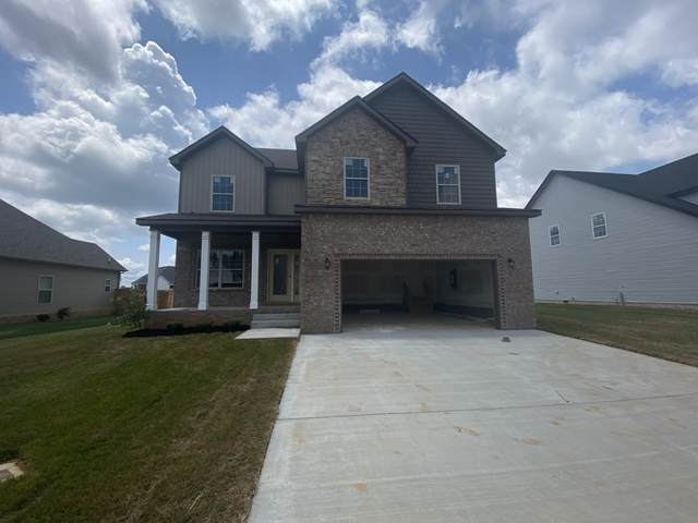 263 Bluebriar, Clarksville, TN 37043 (MLS #RTC2271780) :: DeSelms Real Estate