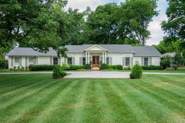 5400 Williamsburg Road, Brentwood, TN 37027 (MLS #RTC2271809) :: Fridrich & Clark Realty, LLC