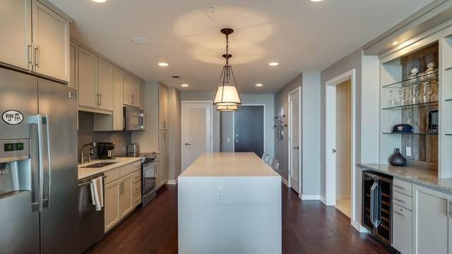 1212 Laurel St #906, Nashville, TN 37203 (MLS #RTC2271810) :: Trevor W. Mitchell Real Estate