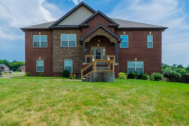 1202 Sandstream Ct, Clarksville, TN 37042 (MLS #RTC2271982) :: Candice M. Van Bibber | RE/MAX Fine Homes