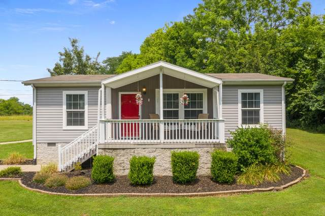 750 Trimble Ave, Gallatin, TN 37066 (MLS #RTC2272015) :: The Milam Group at Fridrich & Clark Realty