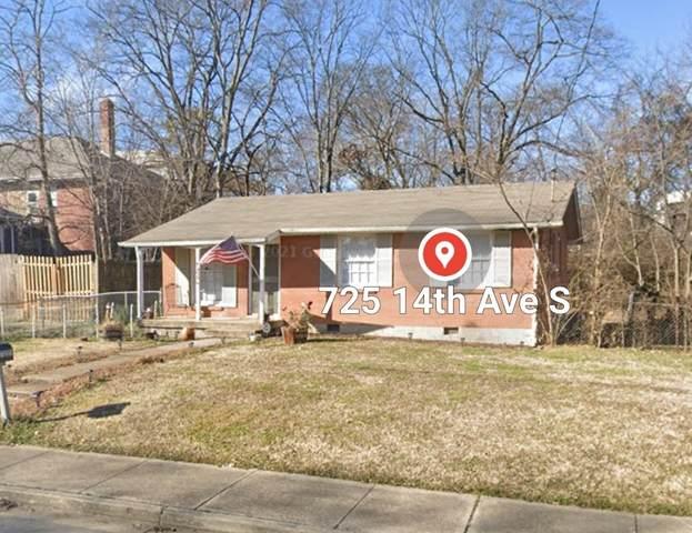 725 14th Ave S S, Nashville, TN 37203 (MLS #RTC2272047) :: Nashville on the Move