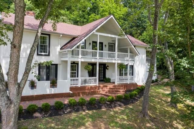 1284 Old Hillsboro Rd, Franklin, TN 37069 (MLS #RTC2272100) :: Hannah Price Team