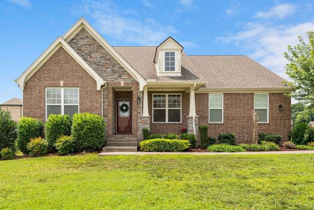 6003 Trotwood Ln, Spring Hill, TN 37174 (MLS #RTC2272114) :: Exit Realty Music City