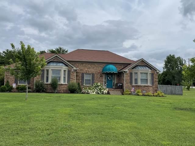 600 Cooks Hill Rd, Mount Juliet, TN 37122 (MLS #RTC2272141) :: Village Real Estate