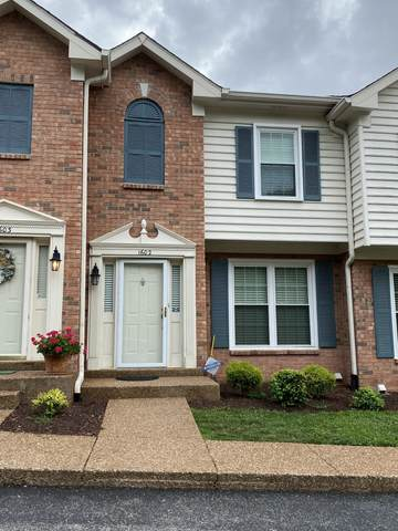 1602 Brentwood Pointe, Franklin, TN 37064 (MLS #RTC2272172) :: Nashville on the Move