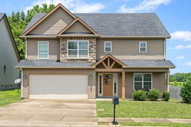 1255 Eagles View Dr, Clarksville, TN 37040 (MLS #RTC2272214) :: Exit Realty Music City