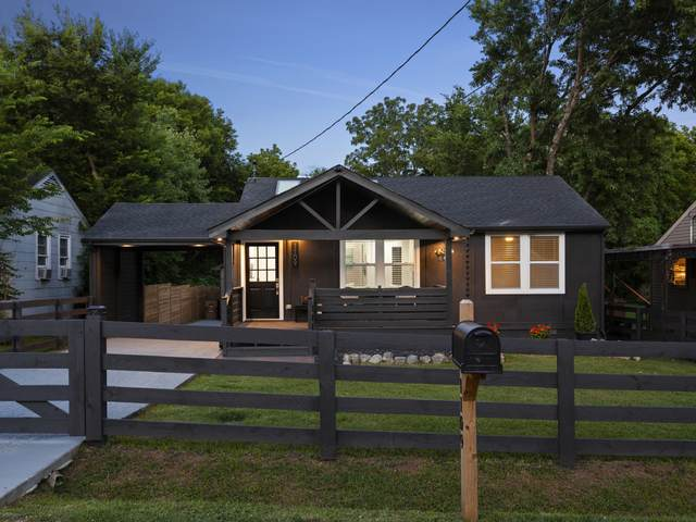1109 57th Ave N, Nashville, TN 37209 (MLS #RTC2272262) :: Village Real Estate