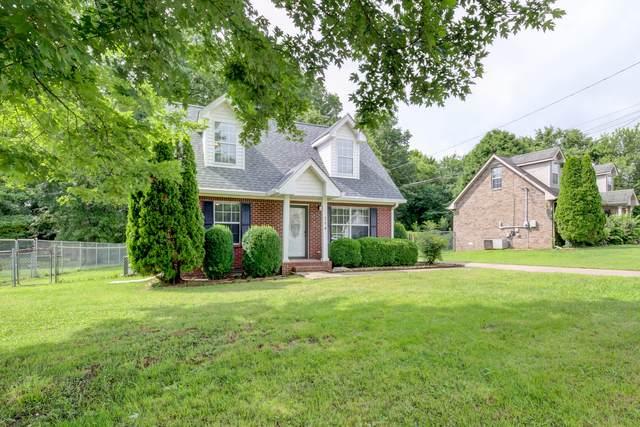 754 Spees Dr, Clarksville, TN 37043 (MLS #RTC2272313) :: DeSelms Real Estate