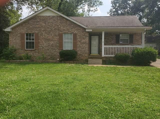2705 E Copeland Ct, Clarksville, TN 37042 (MLS #RTC2272342) :: RE/MAX Fine Homes