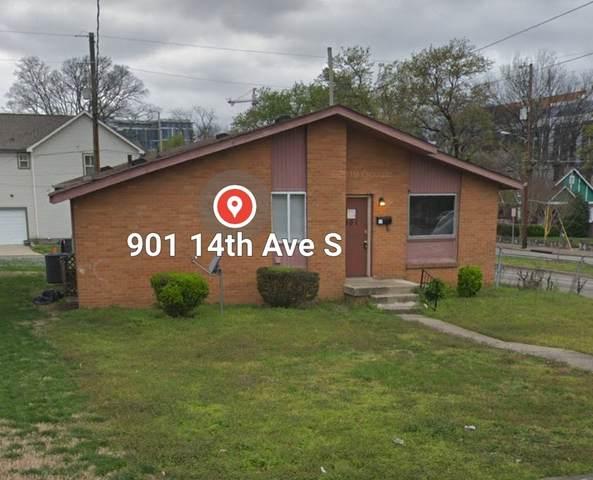 901 14th Ave S, Nashville, TN 37212 (MLS #RTC2272409) :: Randi Wilson with Clarksville.com Realty