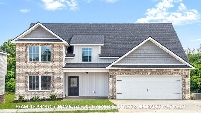 146 Dunbar, Clarksville, TN 37043 (MLS #RTC2272413) :: Platinum Realty Partners, LLC