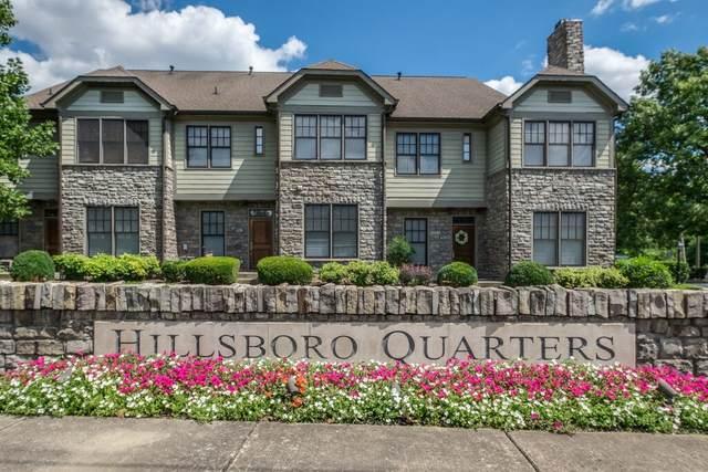 4210 Hillsboro Pike #208, Nashville, TN 37215 (MLS #RTC2272420) :: Ashley Claire Real Estate - Benchmark Realty
