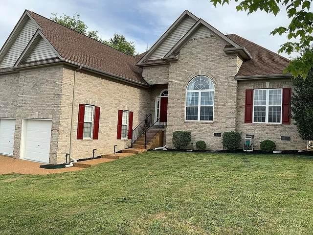 1602 Allendale Dr, Nolensville, TN 37135 (MLS #RTC2272507) :: Village Real Estate