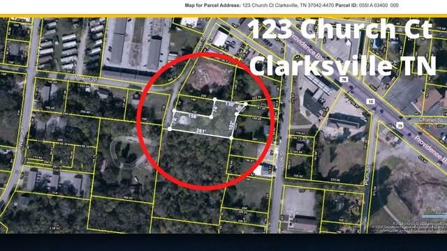 123 Church Ct, Clarksville, TN 37042 (MLS #RTC2272602) :: Nashville on the Move