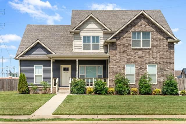 100 Kildeer Dr, Clarksville, TN 37040 (MLS #RTC2272648) :: Team Wilson Real Estate Partners