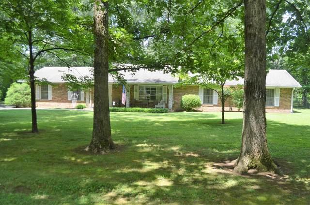 304 Sharondale Drive, Tullahoma, TN 37388 (MLS #RTC2272669) :: Hannah Price Team
