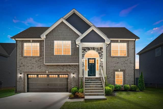 1604 Ellie Piper Cir, Clarksville, TN 37043 (MLS #RTC2272673) :: Candice M. Van Bibber | RE/MAX Fine Homes