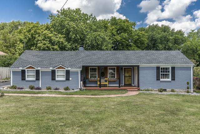 1215 Kenwood Dr, Nashville, TN 37216 (MLS #RTC2272846) :: FYKES Realty Group