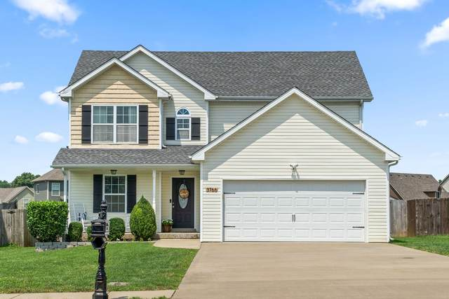 3766 Suiter Rd, Clarksville, TN 37040 (MLS #RTC2272850) :: Maples Realty and Auction Co.