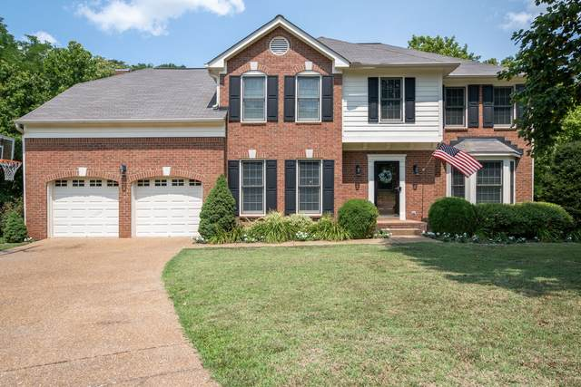 1112 Holly Tree Farms Rd, Brentwood, TN 37027 (MLS #RTC2272855) :: Nashville on the Move