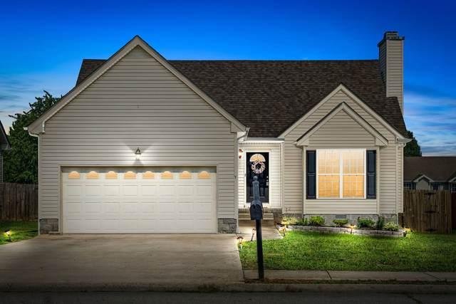 3721 Nadia Dr, Clarksville, TN 37040 (MLS #RTC2272878) :: DeSelms Real Estate