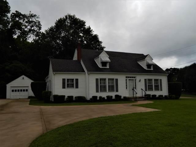 117 N High St, Waynesboro, TN 38485 (MLS #RTC2272912) :: Nashville on the Move