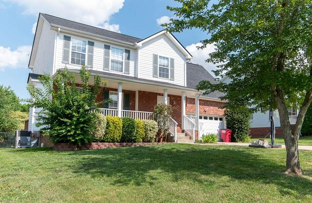 3397 Queensbury Rd, Clarksville, TN 37042 (MLS #RTC2272983) :: The Helton Real Estate Group