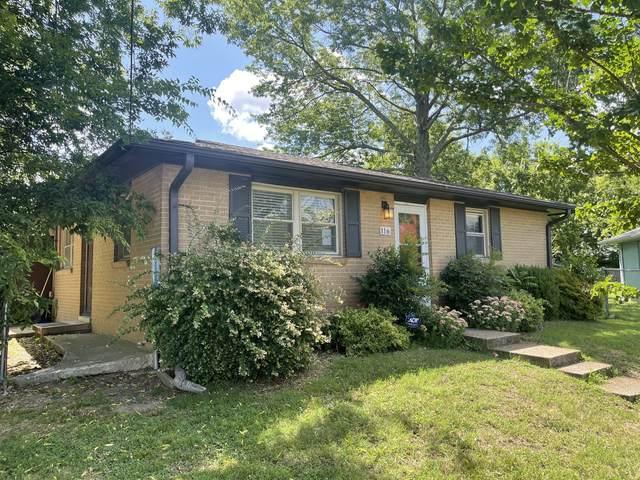 116 Marshall Ct, Nashville, TN 37212 (MLS #RTC2273050) :: DeSelms Real Estate