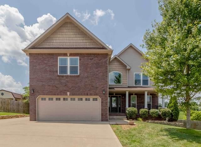 1708 Winterhaven Ct, Clarksville, TN 37042 (MLS #RTC2273062) :: Oak Street Group