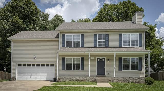 3787 Mcallister Dr, Clarksville, TN 37042 (MLS #RTC2273166) :: RE/MAX Fine Homes