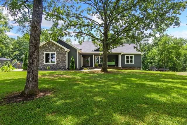163 Burns Rd, Shelbyville, TN 37160 (MLS #RTC2273195) :: Christian Black Team