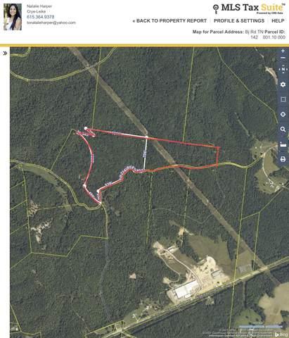 0 Bj Rd, Centerville, TN 37033 (MLS #RTC2273249) :: Fridrich & Clark Realty, LLC