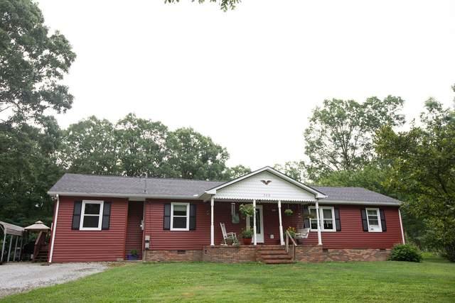 345 Eagle Nest Rd, Mc Minnville, TN 37110 (MLS #RTC2273272) :: The Helton Real Estate Group