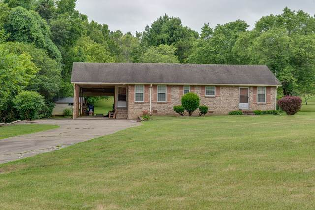 307 Dorr Dr, Goodlettsville, TN 37072 (MLS #RTC2273352) :: Nashville on the Move