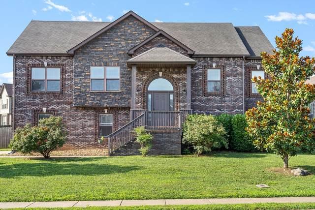 1378 Raven Rd, Clarksville, TN 37042 (MLS #RTC2273357) :: Oak Street Group