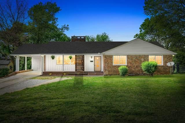 1040 Manning Heights, Clarksville, TN 37040 (MLS #RTC2273409) :: Village Real Estate