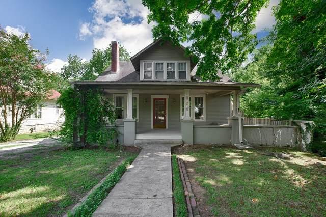206 Bright Ave, Fayetteville, TN 37334 (MLS #RTC2273415) :: Nashville on the Move